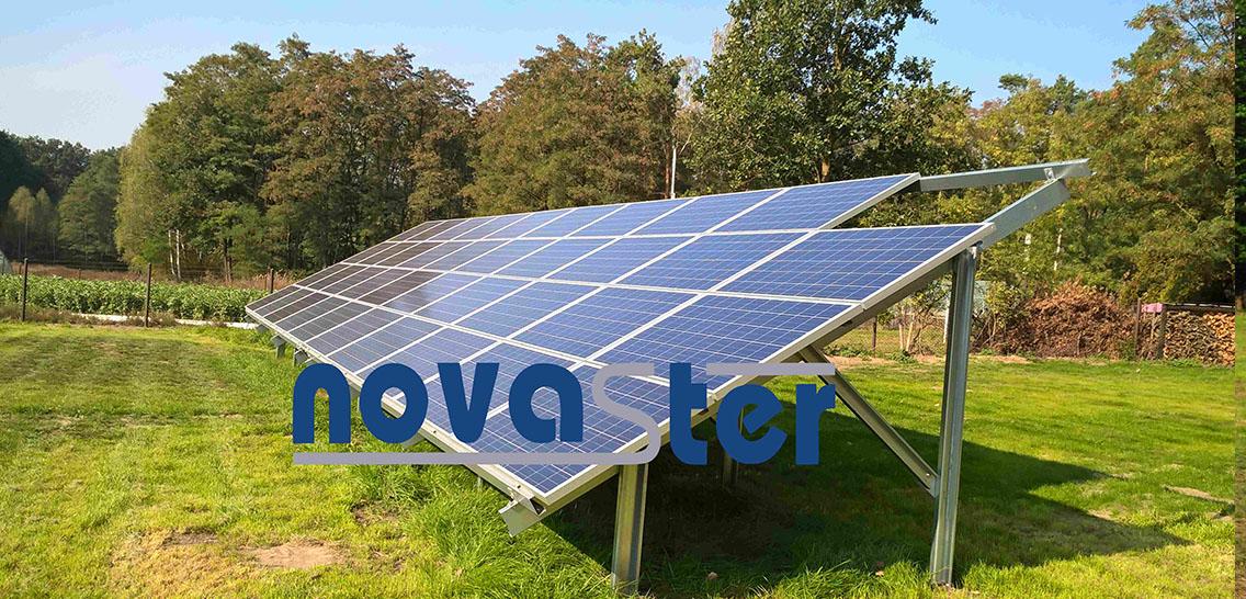 Ekoenergia - Novaster
